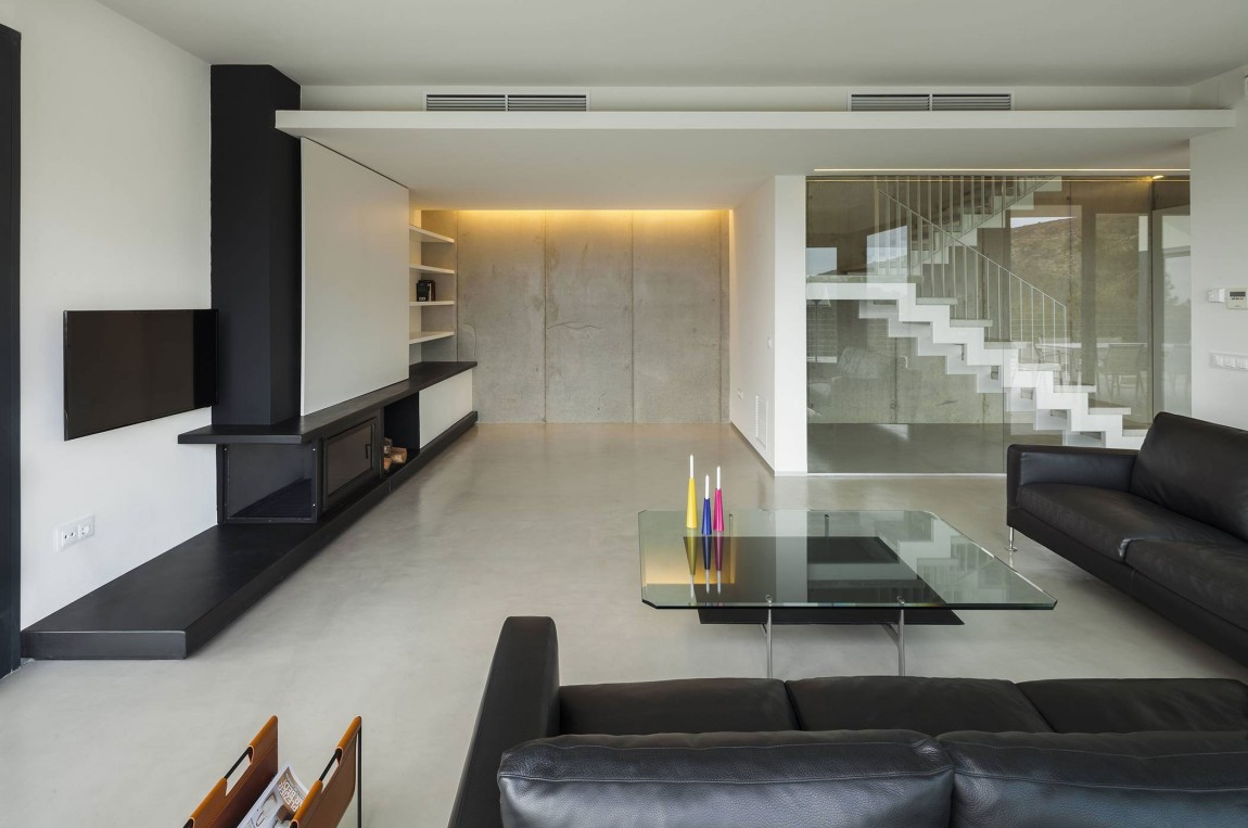 51 Modern Living Room Design From Talented Architects Around ...
