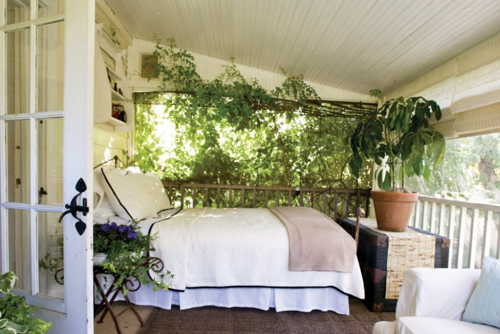 How To Style A Sleeping Porch Colors Designs Accents
