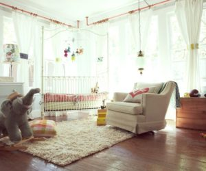 Vintage Nurseries: Colors, Styles & Accents