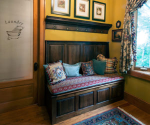 Hall Tree Bench Concept For The Entryway And Mudroom