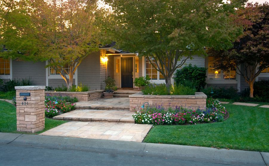 Ideas For Front Yard Part - 43: 10 Front Yard Landscaping Ideas For Your Home
