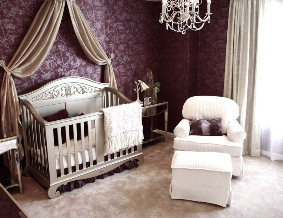 15 Adorable Crib Canopy Designs For Eclectic Nurseries