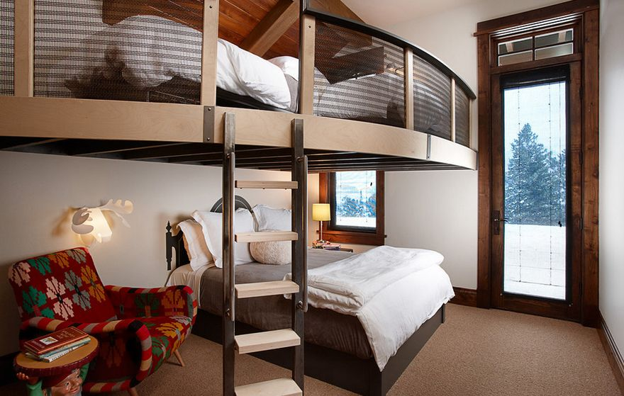 loft bedroom designs loft bed staircases and designs with various functionalities 12148