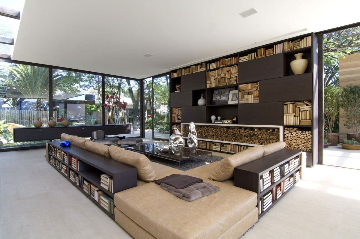 51 Modern Living Room Design From Talented Architects Around The World Part 55