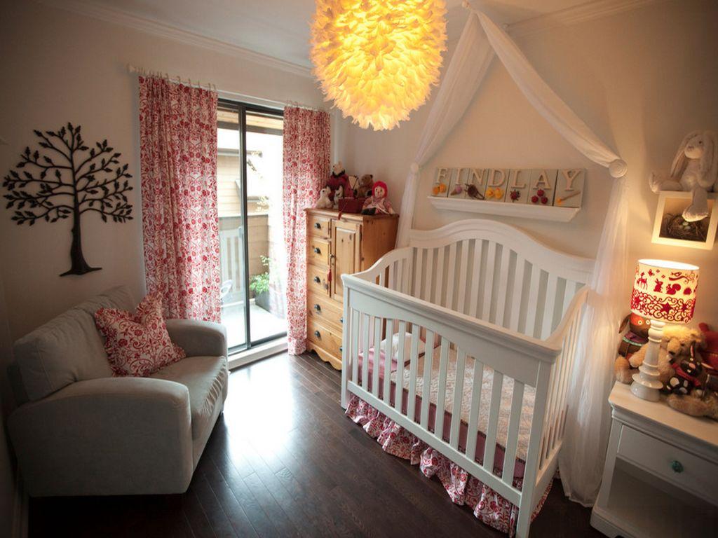 & 15 Adorable Crib Canopy Designs For Eclectic Nurseries
