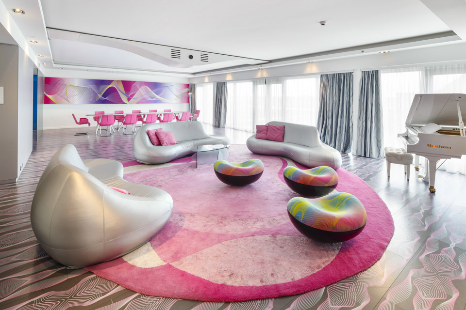 Nhow Hotel Berlin Reflects Changes In The City\'s Music Industry