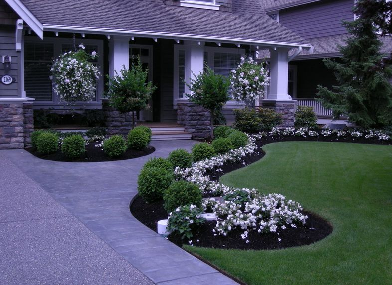 10 front yard landscaping ideas for your homeYard Design By #15