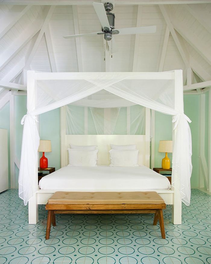 overlapped canopy & 15 Canopy Beds That Will Convince You To Get One