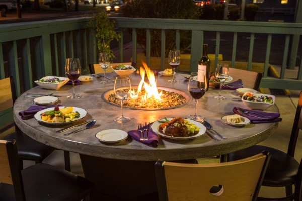 Introducing Firepit Tables A Fiery Combination Of Functions