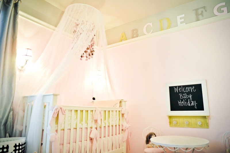 Crib Canopy Designs For Eclectic Nurseries