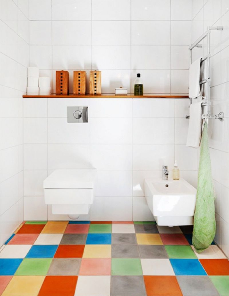 20 Functional Stylish Bathroom Tile Ideas