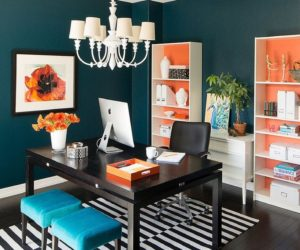 How To Use Dark Walls in Every Room of the House