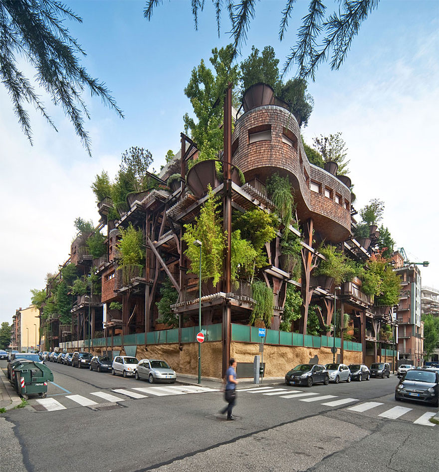 25 Green – An Apartment Complex Surrounded By 150 Trees