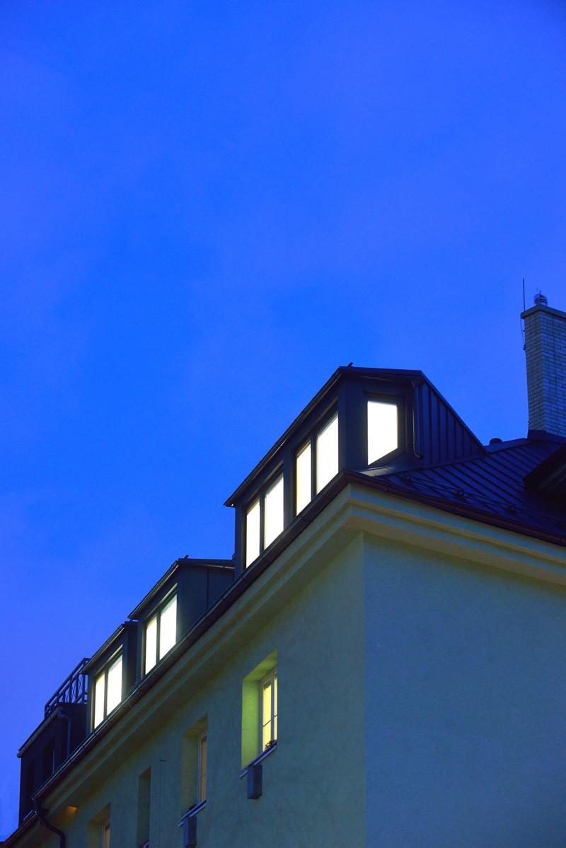 Bratislava-attic-apartment-building-facade