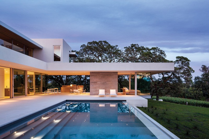 -California-vineyard-house-pool