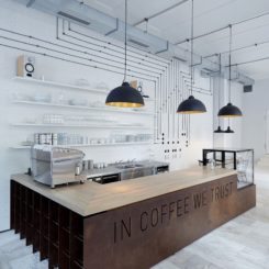A New Coffee Bistro In Prague With An Unusual Theme