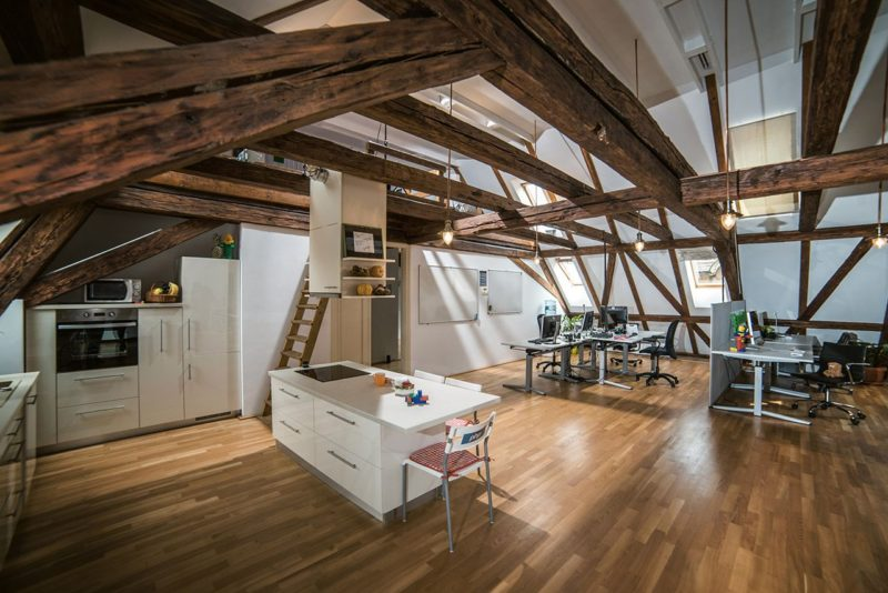 The New Presslabs Office Is A Cozy Home Away From Home