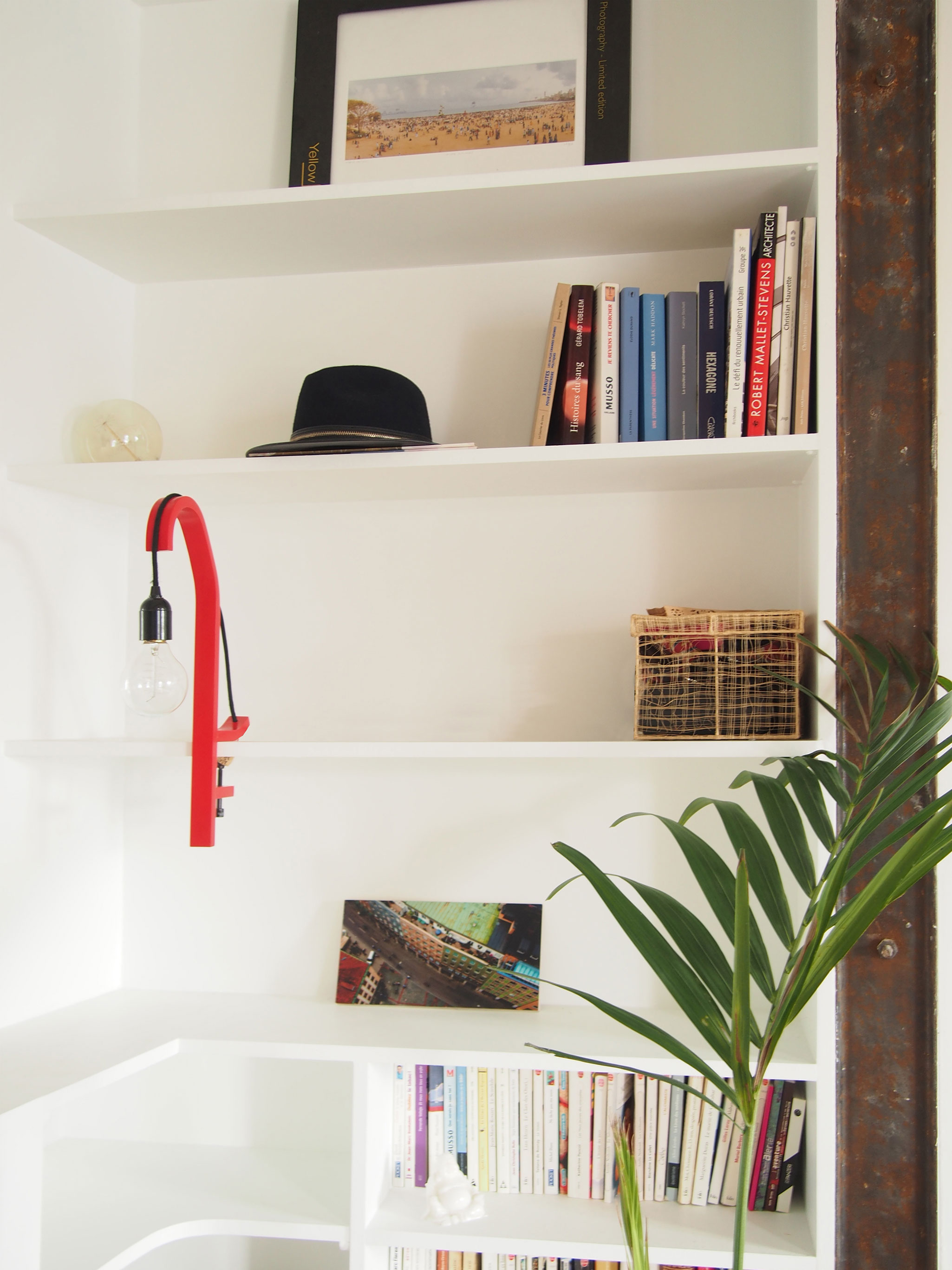 Renovation-of-an-Apartment-in-Paris-bookcase