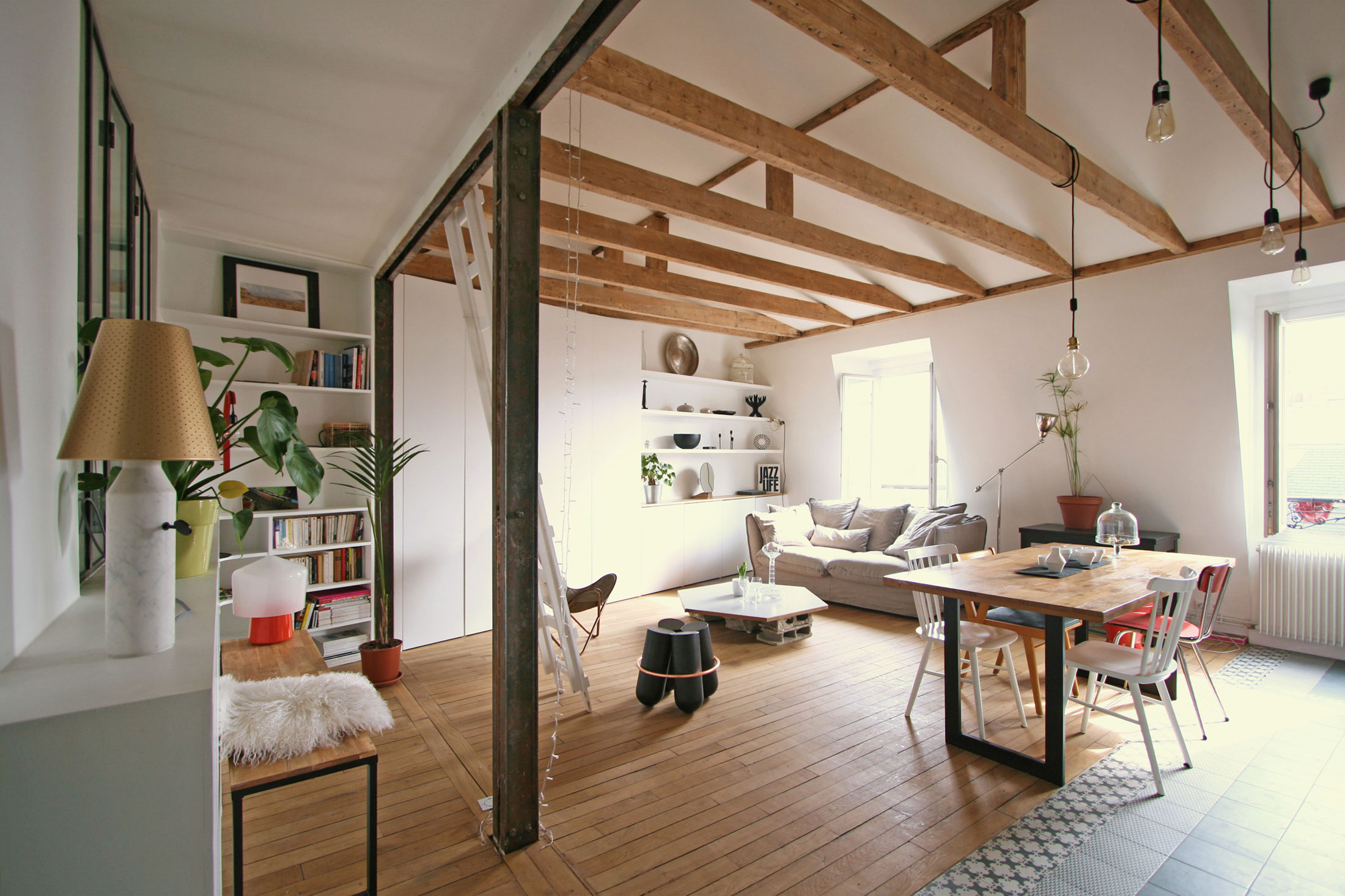 Renovation-of-an-Apartment-in-Paris-open-floor-plan2