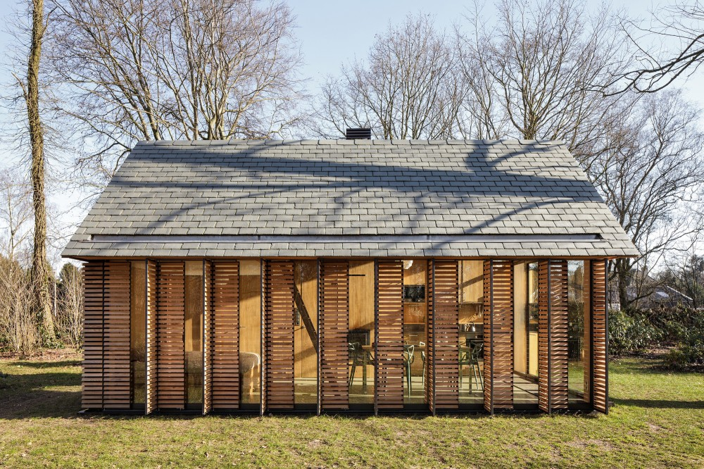 Utrecht-recreation-home-opening-shutters-overview