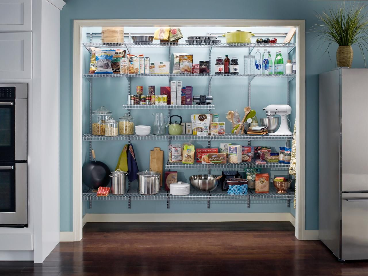 15 Kitchen Pantry Ideas With Form And Function on kitchen pantry shelving, kitchen pantry plans cabinits, kitchen pantry storage, kitchen pantry unit, kitchen pantry closet, kitchen pantry ideas,