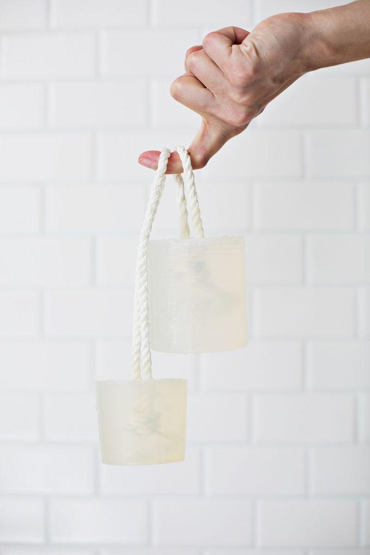 bathroom rope soap