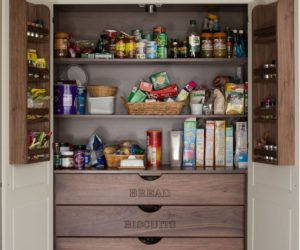 15 Kitchen Pantry Concept With Form And Function