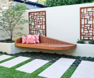 Fresh With A Touch Of Cozy – The Garden Bench