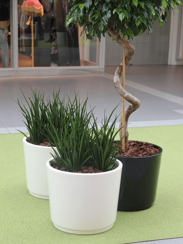 Modern outdoor planters with fresh designs workwithnaturefo