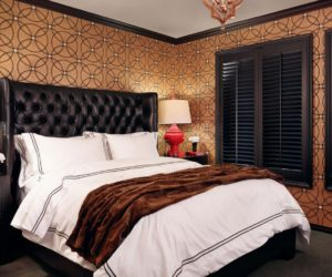 Working With Black Headboards – Suitable Decors