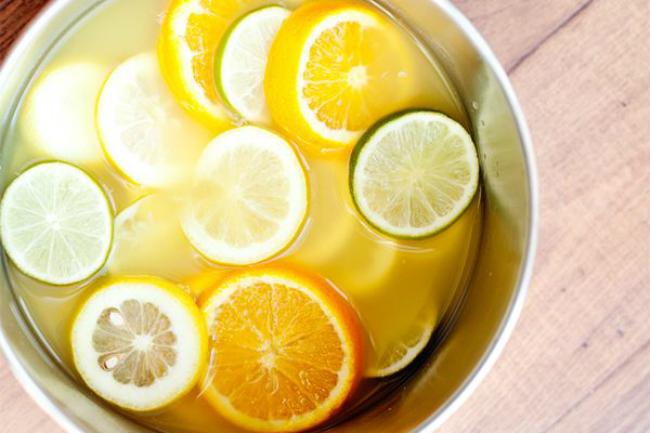 citrus simmer pot