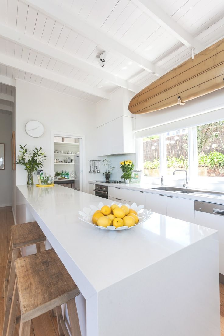 Kitchens to Prove that White is the Best
