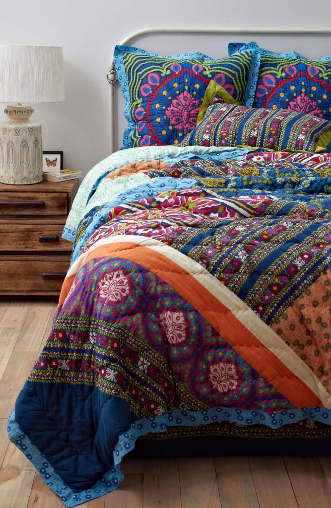 Unqiue, Beautiful Bedding Color Combinations