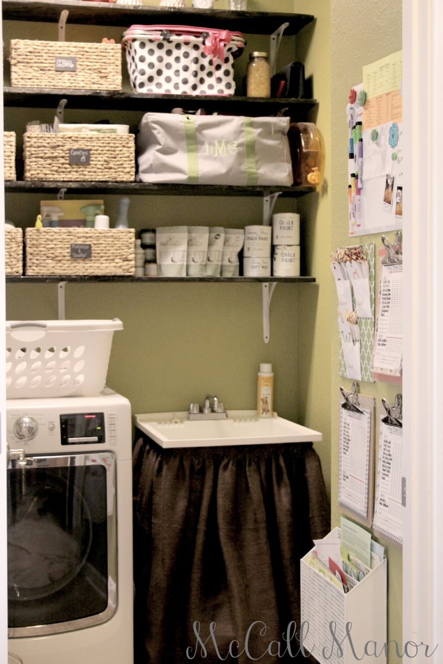 15 tips to creating a laundry room that's both charming and functional a Laundry Room