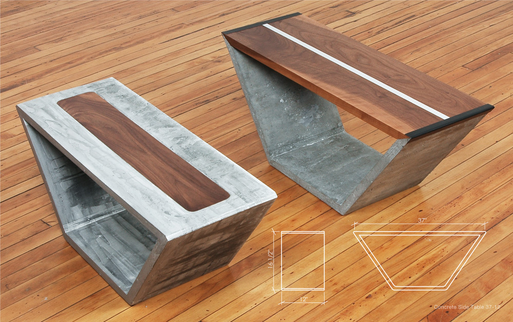 concrete and wood furniture. Concrete And Wood Furniture S