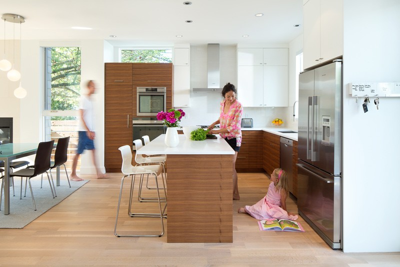 New House Kitchen Designs Concept