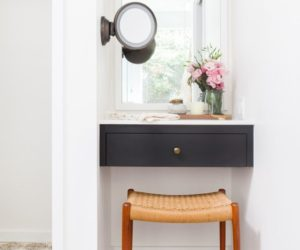 The Vanity Stool – An Accessory That Completes The Look