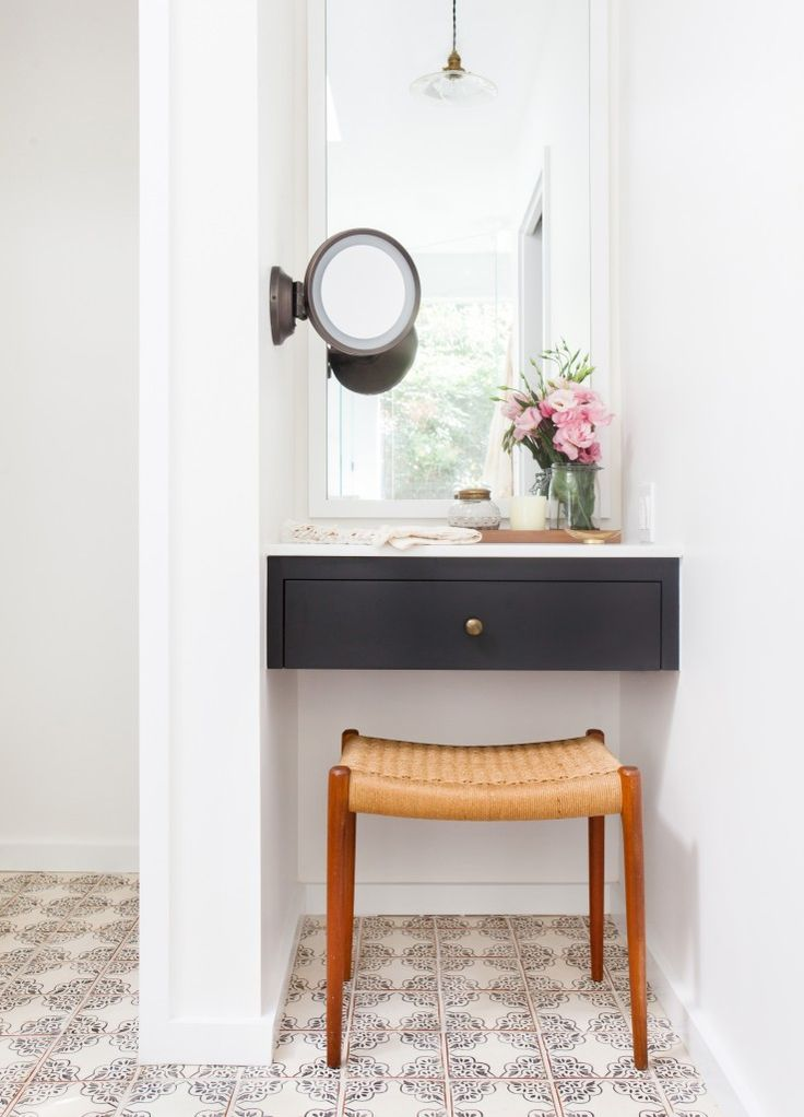 The Vanity Stool An Accessory That Completes The Look