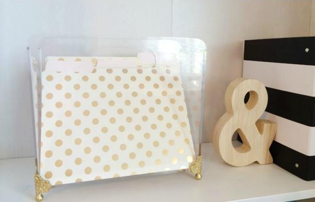 diy embellished box