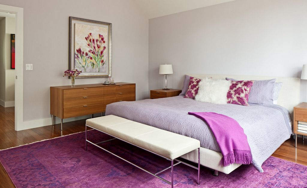 Bedroom Colors 2014 what is lavender and how to work with this color