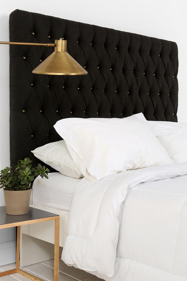 working with black headboards u2013 suitable decors