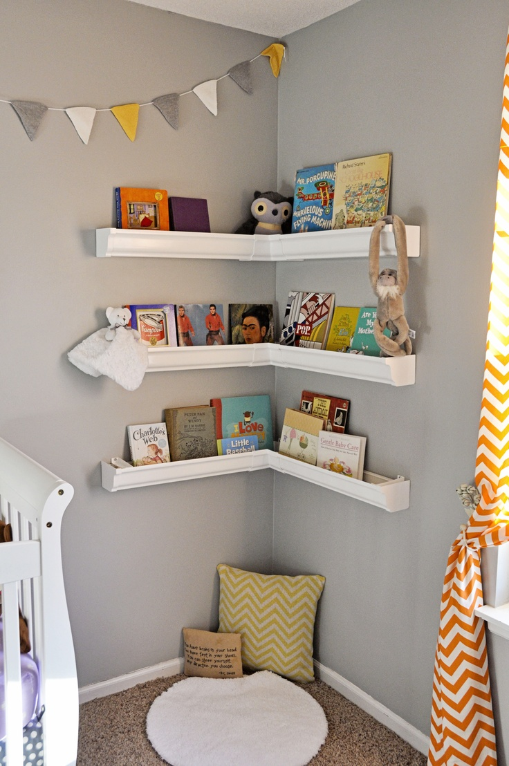 How to Style Your Corner Shelving Systems
