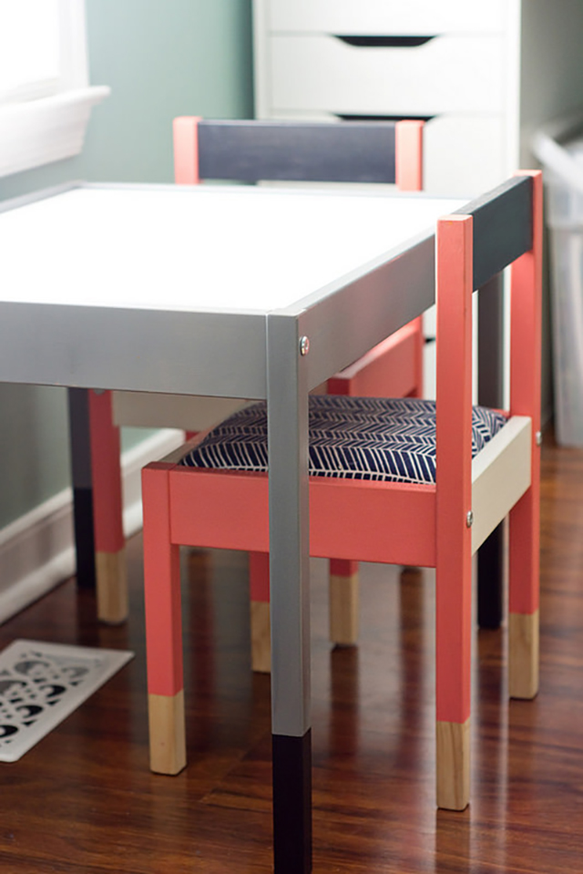 playroom furniture ikea. Kids Table Hack Playroom Furniture Ikea