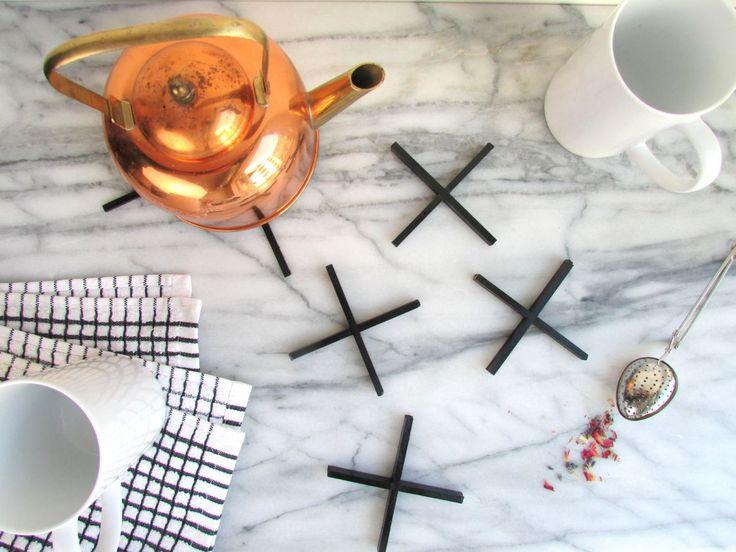 kitchen coaster set