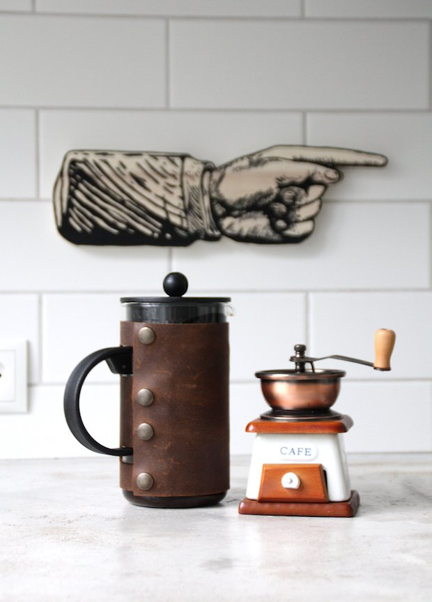 kitchen coffee cover