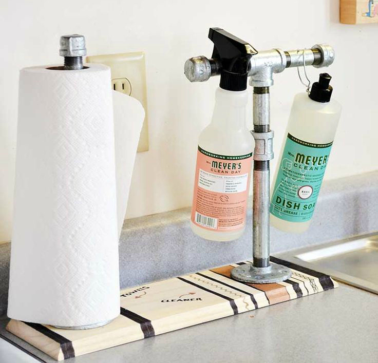 kitchen supplies holder