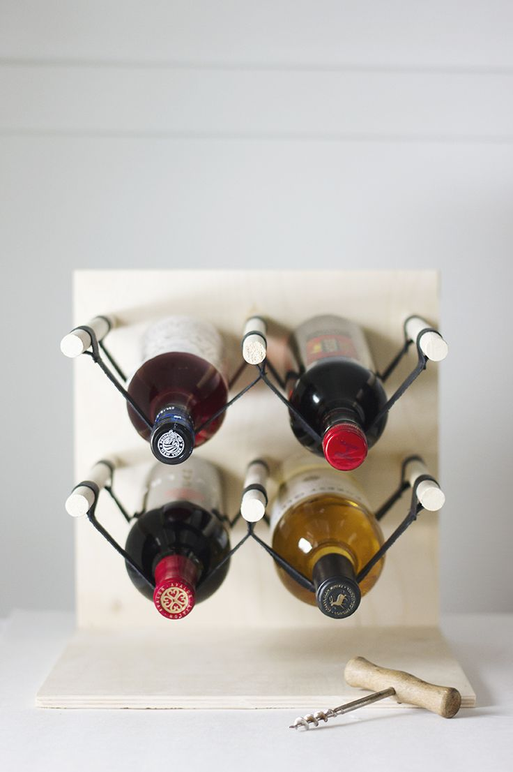 kitchen wine rack