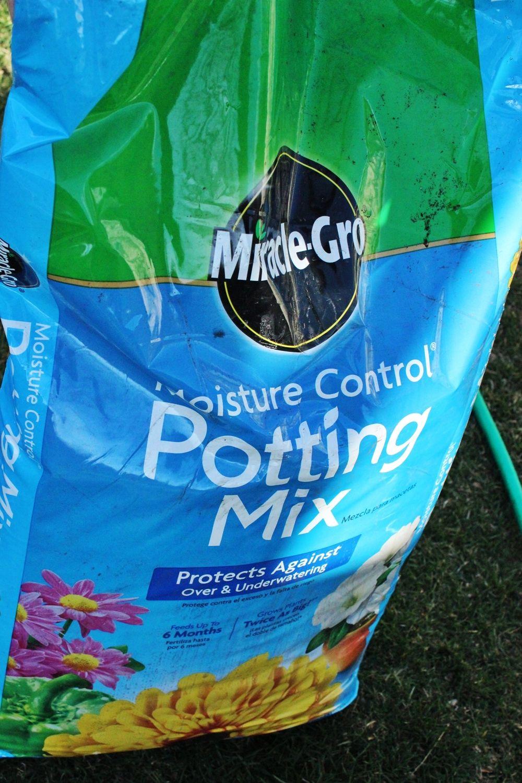 Step Three: Get the Best Soil Ready