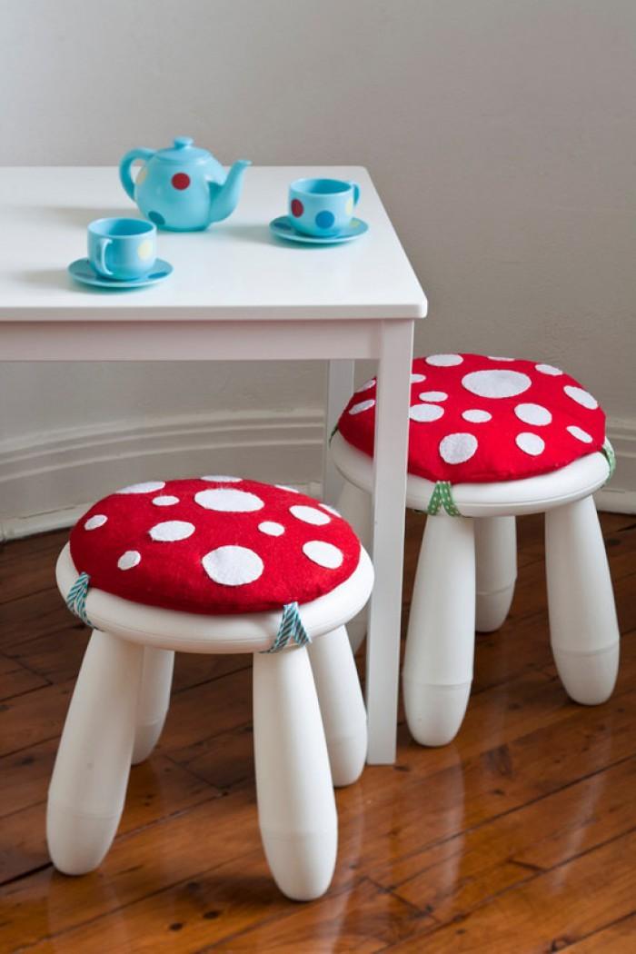 mushroom cushion hack