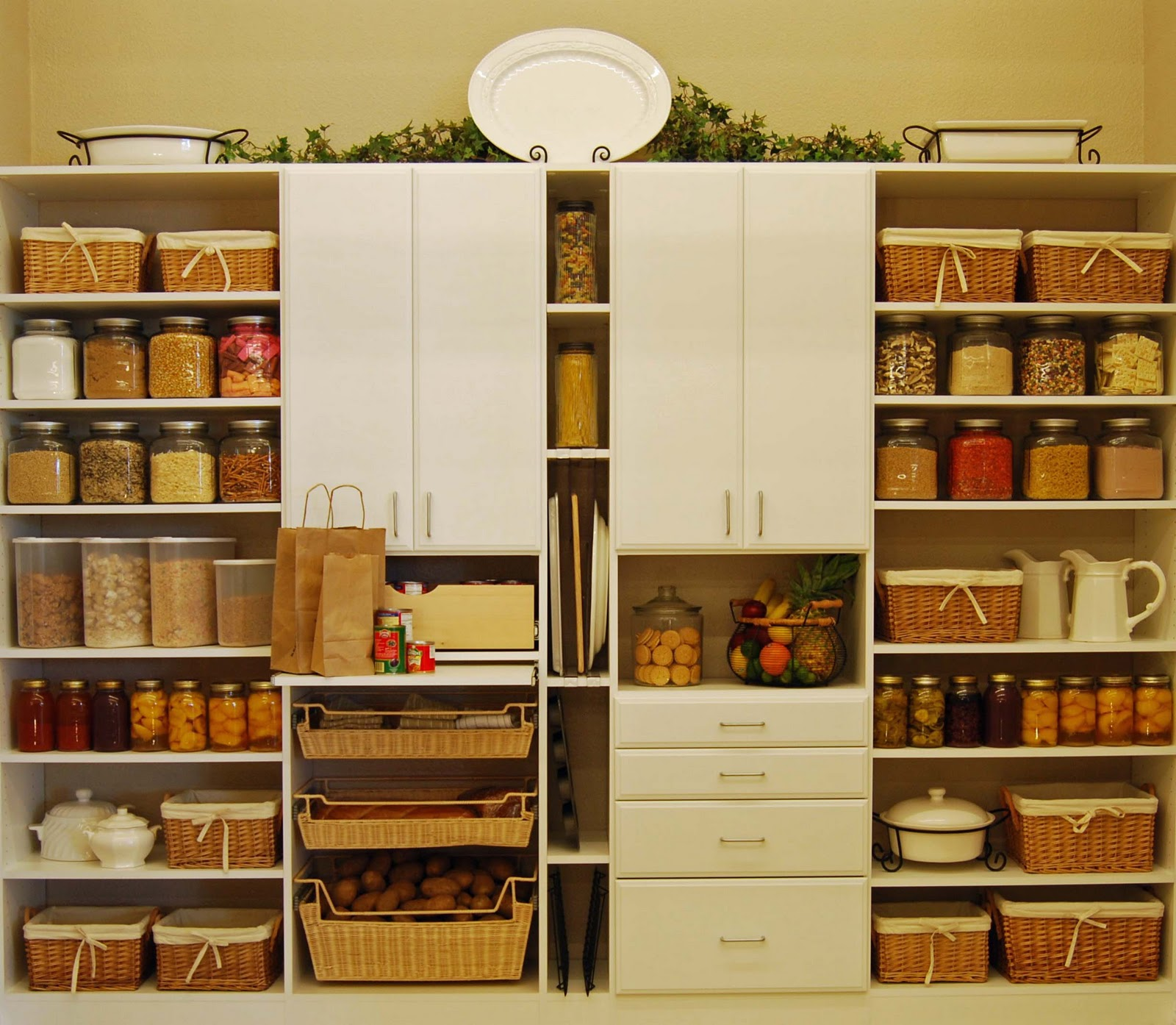 & 15 Kitchen Pantry Ideas With Form And Function